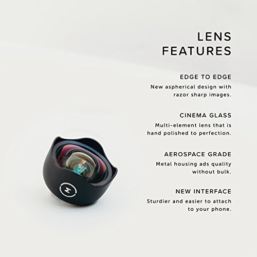Google Pixel Case with Wide Lens Kit || Moment Walnut Wood Photo Case plus Wide Lens || Best google wide attachment lens with thin protective case. by Moment (Image #4)
