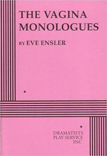 of the monologues Author vagina