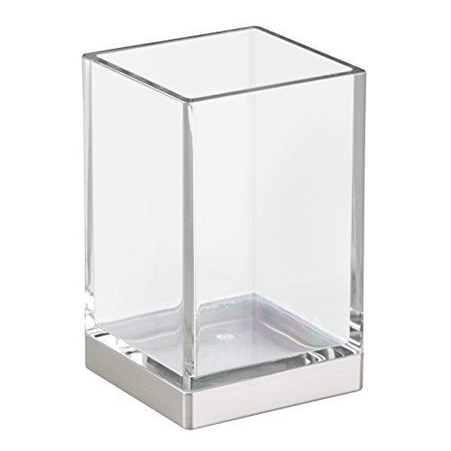 InterDesign Clarity Tumbler Bathroom Vanities