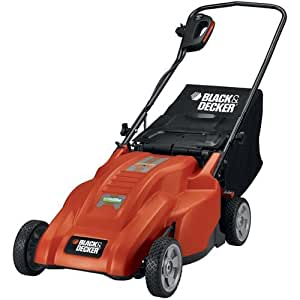 Black & Decker MM1800 18-Inch 12 amp Corded Electric Lawn Mower  (Older Model)