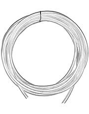 SWNKDG PVC slang (3 M 7 x 10 mm), waterslang, luchtslang, brandstofslang, benzineslang, olieslang