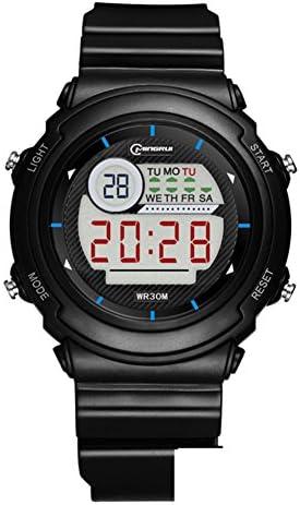 [子]デジタル腕時計、防水[ Lovely ]多機能デジタル腕時計光アラーム時計学生腕時計ピンバックルstrap-a