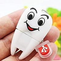 Pen drive De 32gb Dente Odontologia Dentista Saúde Boca USB