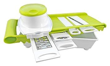 Compra Jocca 5578 multipicadora 5 en 1, Blanco y Verde, 15 cm en Amazon.es