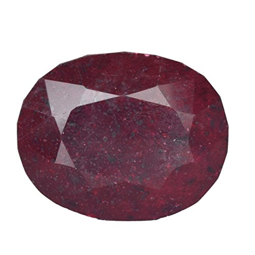 (Egl Certified 3295 Ct Natural Pigeon Blood Red Ruby Oval Shape Loose Gem B-4403)