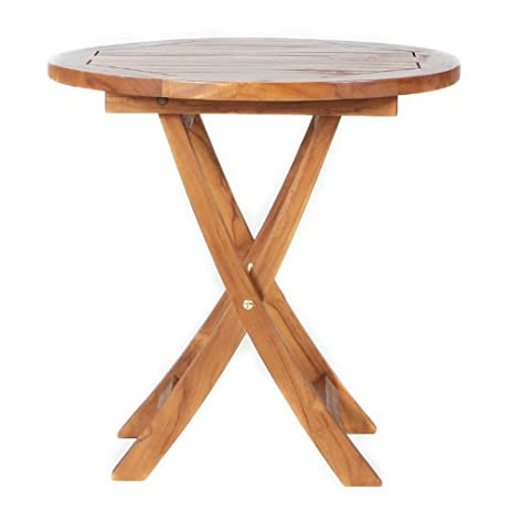 TEAK Bistro Table Part 39