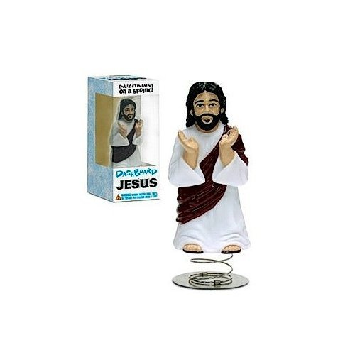Accoutrements Dashboard Jesus ()
