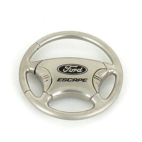 Ford Escape Keychain & Keyring - Steering Wheel