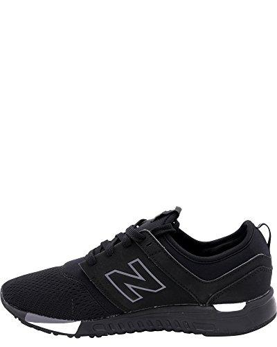 New Balance KL247BWG Sneaker Kinder Schwarz