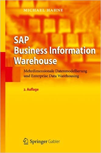 Buy SAP Business Information Warehouse: Mehrdimensionale