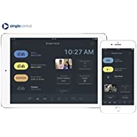 Simple Control Home Remote Complete - Smart Home Universal Remote app for iPhone and iPad, Compatible with Alexa (Ethernet)