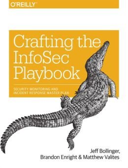 Security Monitoring And Incident Response Master Plan Crafting The Infosec Playbook  Paperback    Common
