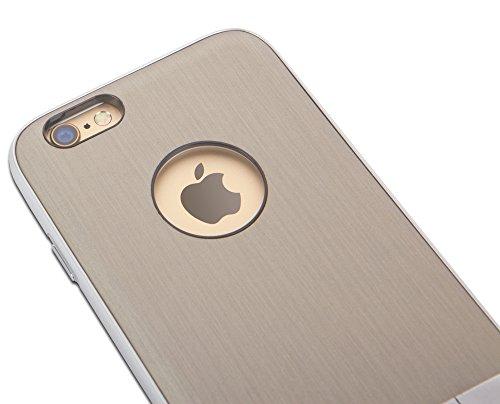 Moshi iGlaze Kameleon Hülle für Apple iPhone 6 titanium