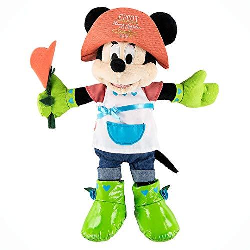 Disney Minnie Mouse Plush - 2018 Epcot Flower and Garden Festival