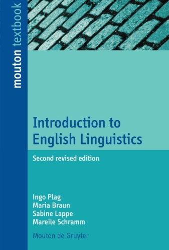 - Introduction to English Linguistics (Mouton Textbook)