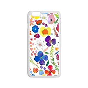 Creative Flower Cell Phone Case For Iphone 6