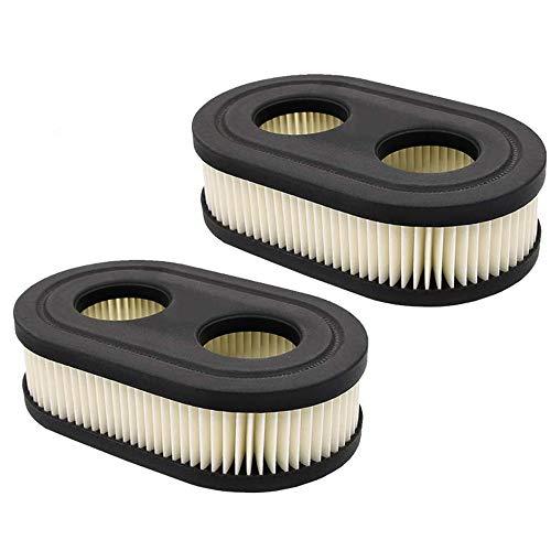 HOOAI 798452 593260 798452 Air Filter - Air Filter Cartridge for Briggs & Stratton Cartridge (2)