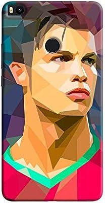 غطاء It Up جراب صلب Ronaldo Pixel Mi Max 2 Amazonae