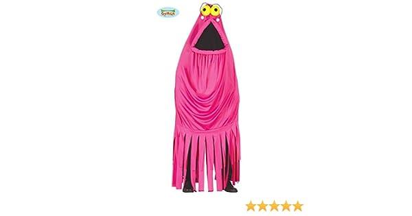 Disfraz de monstruo fucsia adulta: Amazon.es: Juguetes y juegos