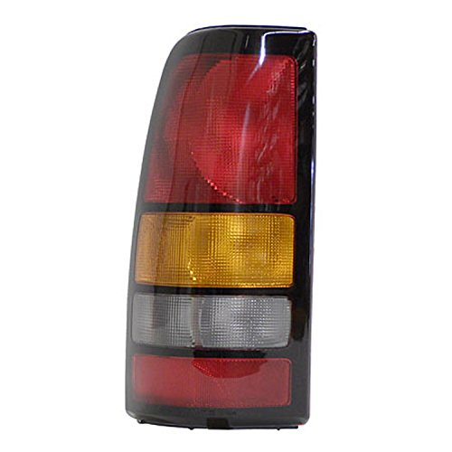 GMC Sierra 1500 Fleetside Left Driver Side Tail Light