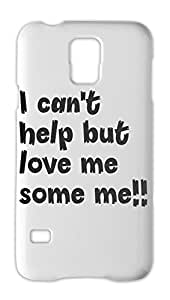 I can't help but love me some me!! Samsung Galaxy S5 Plastic Case