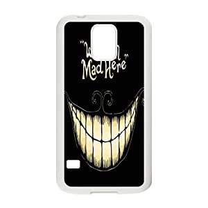 Were all mad here Phone Case for Samsung Galaxy S5