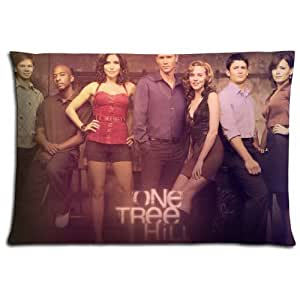 """16x24 16""""x24"""" 40x60cm livingroom pillow cases protector [ Polyester + Cotton ] super Wrinkle free One Tree Hill"""