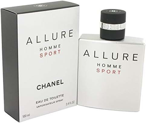 Chanel Allure Homme Sport Eau De Parfum 3.4 oz