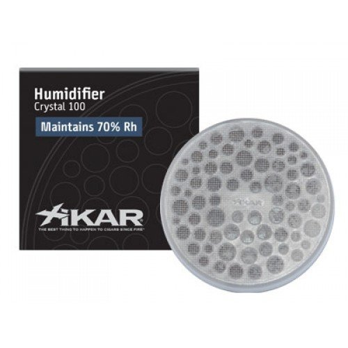 Xikar Crystal Humidifier Cigar Round product image