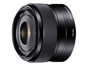 Sony 35mm f/1.8 Prime Fixed Lens