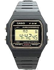 Casio Vintage Series Retro Men's Watch F-91WG-9 F91W