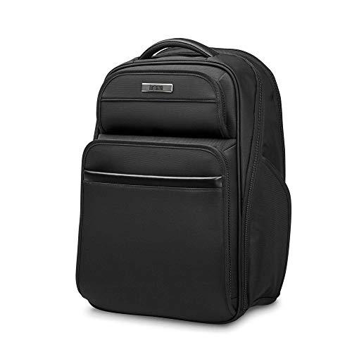 - Hartmann Metropolitan 2 Executive Backpack Business, Deep Black, One Size