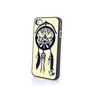 Generic Gypsy Dream Catcher Carrying Case iPhone 4/4S PC Cover Hard Shell Matte