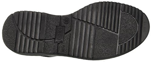 Cult Mädchen Rose Low 568 Derby-Schuhe Nero (Black)