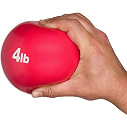 Trademark Innovations Weighted Exercise Toning Ball