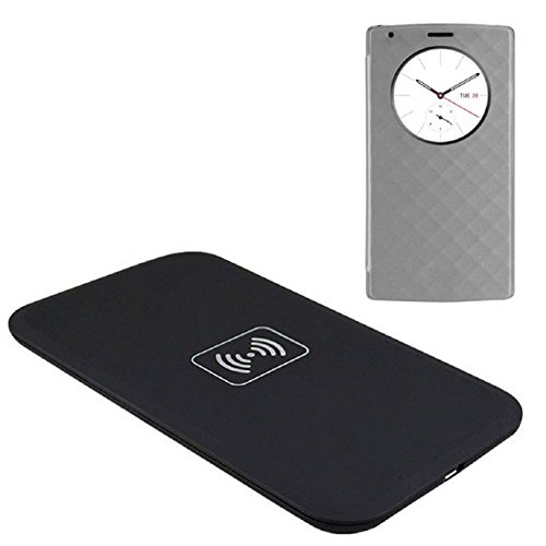 Wireless Charger Sandistore Leather Charging