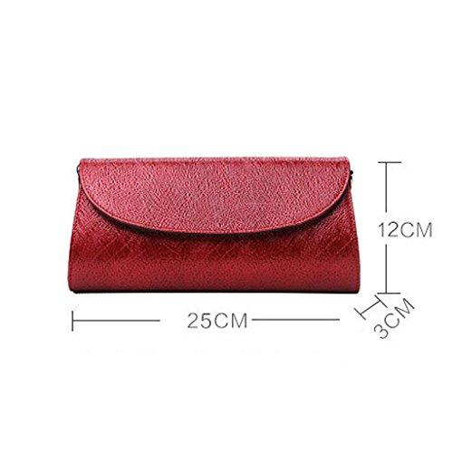 Home Monopoly Sacchetto della catena della frizione della frizione della donna della borsa Nuovo sacchetto di tasca obliquo della marea del pacchetto della mini
