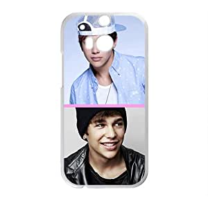 Austin Mahone sunshine boy Cell Phone Case for HTC One M8