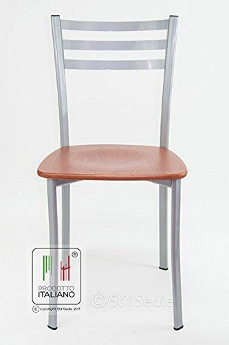 Emejing sedie cucina legno ideas for Sedie particolari da cucina
