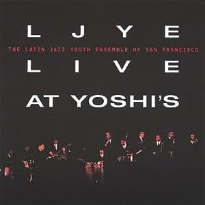 Ljye Live at Yoshis