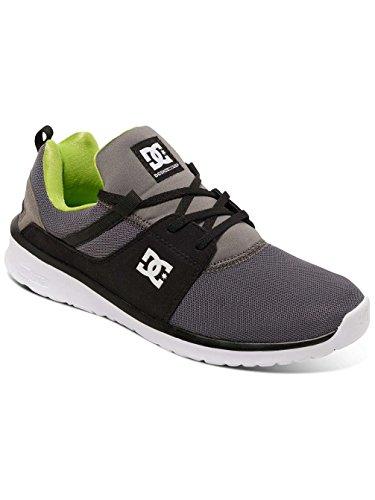 DC Hommes Grey Gris Black Basses Green Heathrow M Sneakers Shoes Shoe PaPqfwr