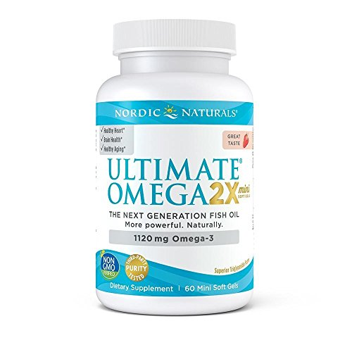Nordic Naturals Ultimate Omega 3 Strawberry product image