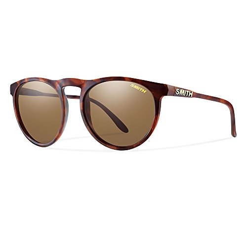 Smith Marvine Pk Lunettes de Soleil Homme Mt Tortoise/Brown Polar