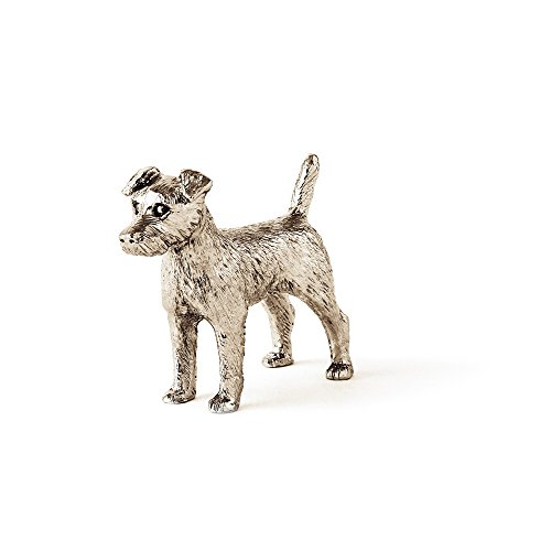 Parson Russell Terrier Figurine (Parson Russell Terrier Made in UK Artistic Style Dog Figurine Collection)