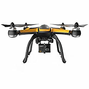 HUBSAN H109S X4 Drone GPS 5.8GHz FPV With 1080P HD Camera 6 Axis Gyro and 1 Axis Gimbal Rotation RC Quadcopter Standard Edition