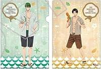 黒子のバスケ 黒バス クリアファイルコレクション 秀徳高校 緑間 真太郎 高尾 和成 単品の商品画像