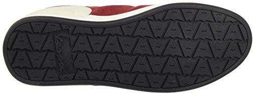 Unisex Red grau Rot Sneaker Erwachsene Vespa 50 Freccia 8qd8F