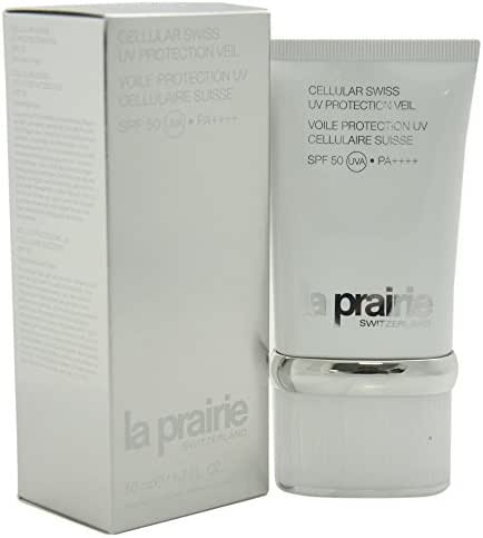 La Prairie Cellular Swiss UV Protection Veil SPF 50 Women's Sunscreen, 1.7 Ounce