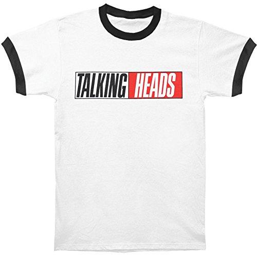 Talking Heads Mens True Stories Vintage T-Shirt White