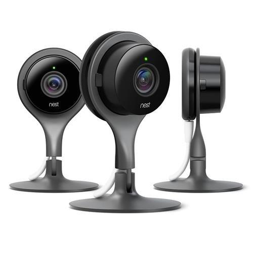 Nest Cam Indoor Security Camera 3 Pack
